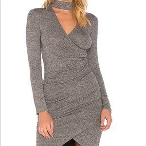 Bardot Body Con dress.